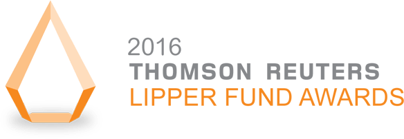 2016 Thompson Reuters Lipper Fund Awards